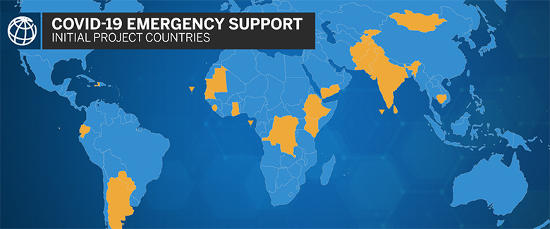 WHO and EU to support SA countries' response to COVID-19