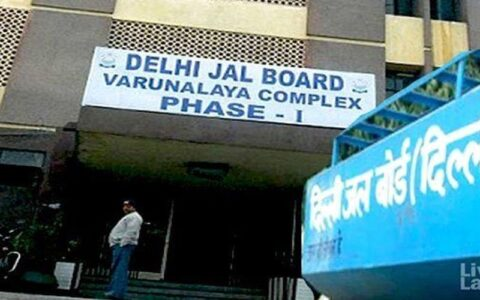 Delhi Jal Board launches rainwater harvesting campaign