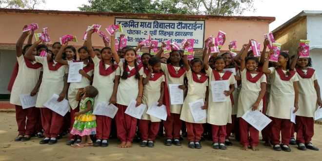 Government schools to supply sanitary pads to girl students