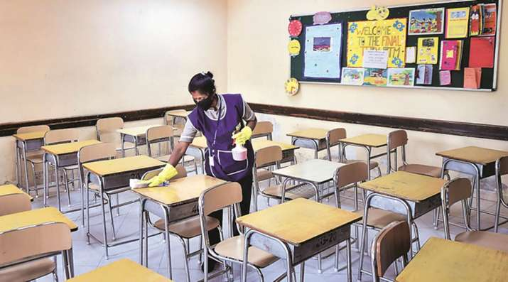 Maharashtra looks to open schools for classes 5 to 8