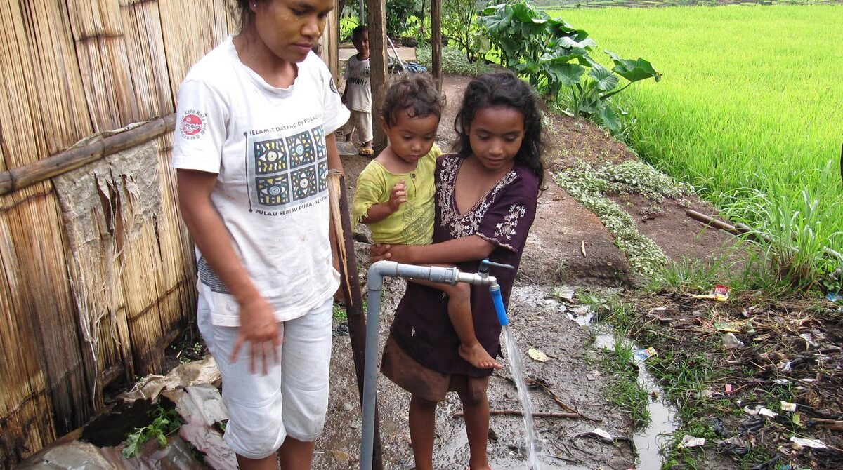 Lack of sanitation skills and clean water putting 1.8 billion people at a higher risk of COVID-19