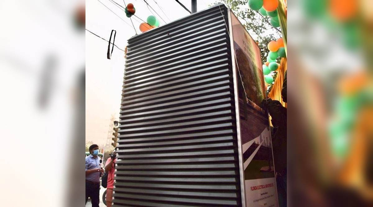 Chandigarh administration to install country's tallest air purifier