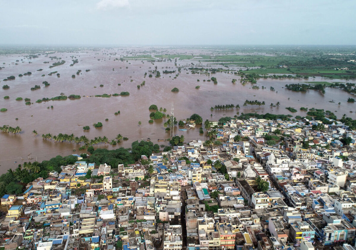 Climate Change may lead to extensive floods in southern India: Study