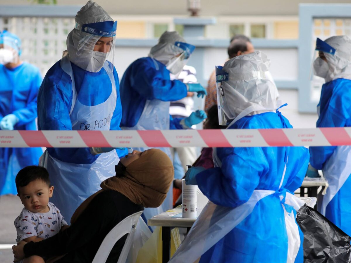 Malaysia announces state of emergency as pandemic gets worse