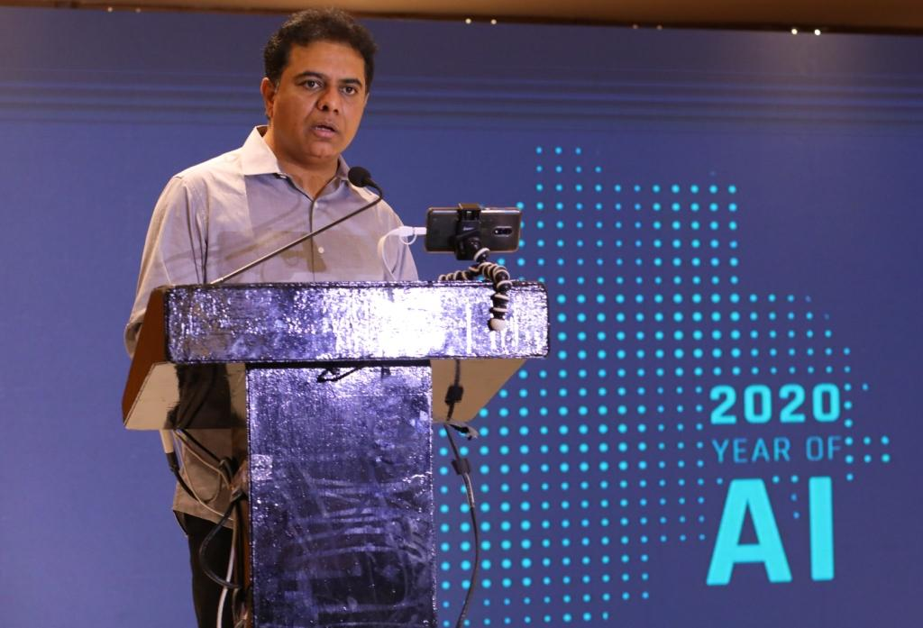 Telangana releases report to summarise the 2020 AI year of state