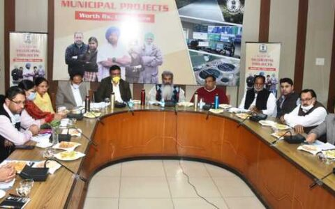 Development projects worth Rs 1,078 crore launched in Ludhiana