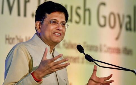 Goyal allocates 88 Railway projects to nation worth over Rs 1000 crore