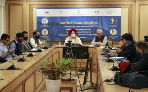 Centre launches NUDM, various other digital initiatives