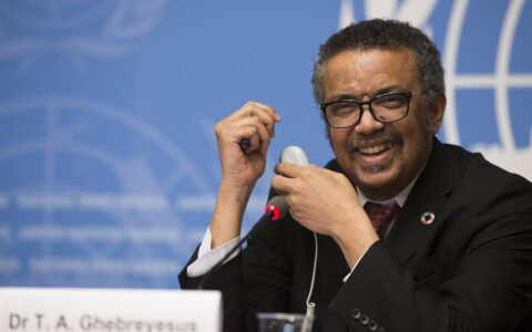Dr Tedros praises India, PM Modi for facilitating vaccine equity