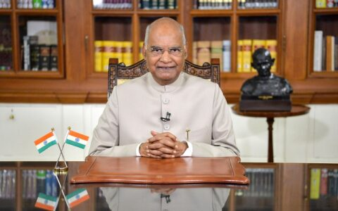 India at primary position in global efforts to respond decisively to COVID-19: President