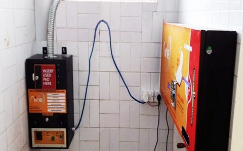 Cuddalore gets sanitary pad vending machines at every police station