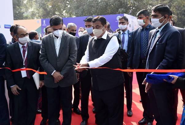 Gadkari launches 'Go Electric' EV awareness campaign