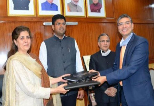 Haryana signs MoUs with e-commerce firms to boost MSMEs