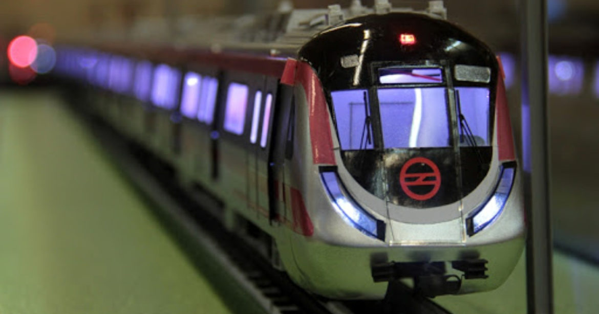 Delhi metro to go contactless and touchless