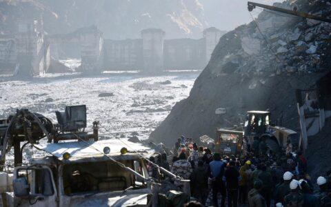 Nanda Devi glacier outburst causes flooding in Uttarakhand: 15 dead, 170 missing